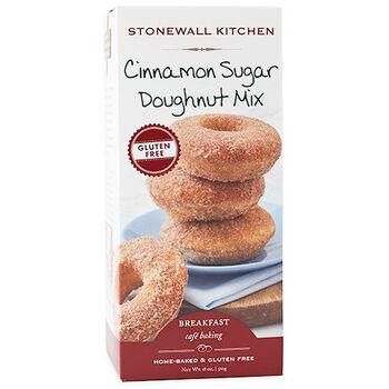 Gluten Free Cinnamon Sugar Doughnut Mix