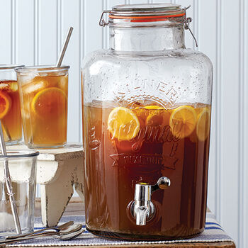 Mason Jar Pitcher