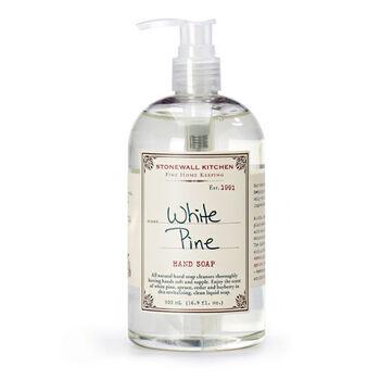 White Pine Hand Soap