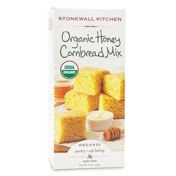 Organic Honey Cornbread Mix