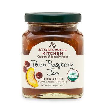 Peach Raspberry Jam (Organic)