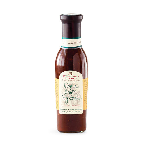 Vidalia Onion Fig Sauce