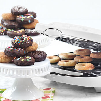 Mini Electric Doughnut Maker