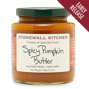 Spicy Pumpkin Butter