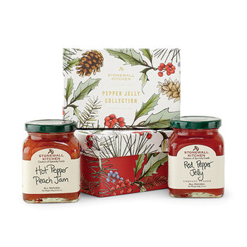 Holiday Pepper Jelly Collection