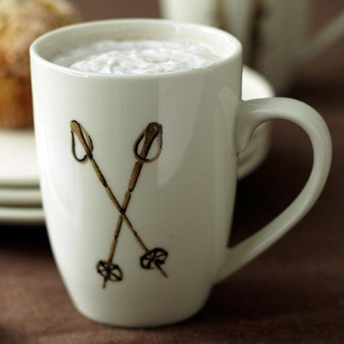 Ski Pole Mug