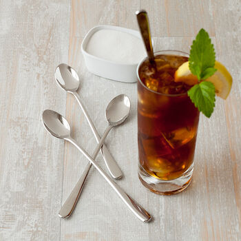 Grand City Iced Tea Spoons - set of 4