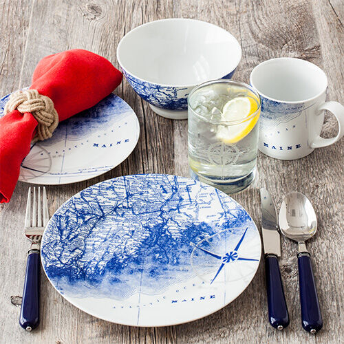 Down East Dinnerware