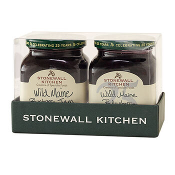 25th Anniversary Blueberry Jam Gift