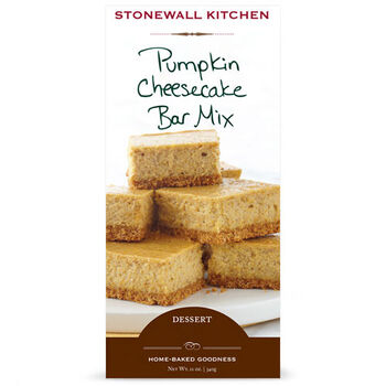 Pumpkin Cheesecake Bar Mix