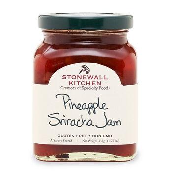 Pineapple Sriracha Jam