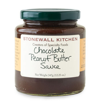 Chocolate Peanut Butter Sauce