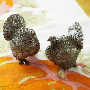 Turkey Salt & Pepper Shakers