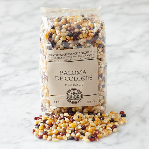 Multi Color Popcorn