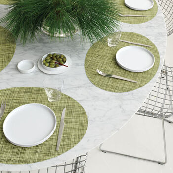 Chilewich Placemats Mini Basketweave