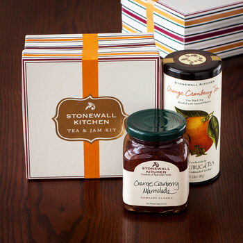 Orange Cranberry Tea Gift