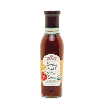 Smoky Maple Barbeque Sauce (Organic)