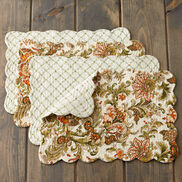 Fall Toile Placemats