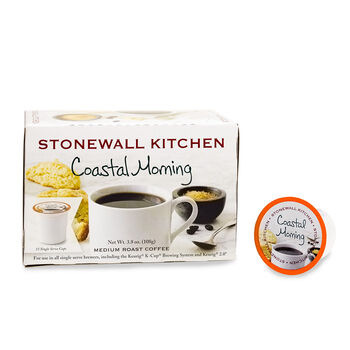 Coastal Morning Coffee Single-Serve Cups (12-pack)