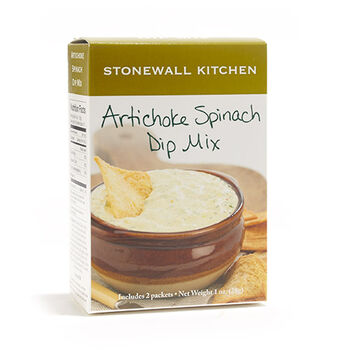 Artichoke Spinach Dip Mix