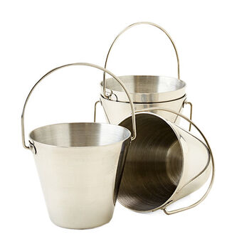 Stainless Condiment Cups