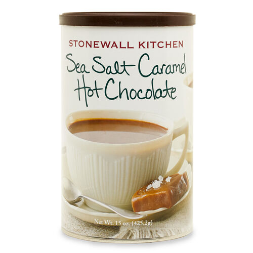 Sea Salt Caramel Hot Chocolate Stonewall Kitchen