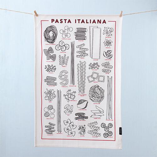 Pasta Italiana Tea Towel