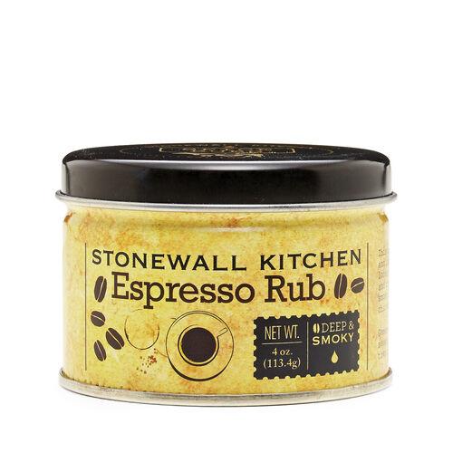 Espresso Rub