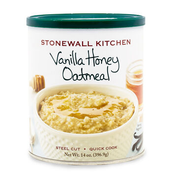 Vanilla Honey Oatmeal