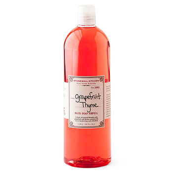 Grapefruit Thyme Hand Soap Refill
