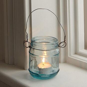 Hanging Mason Lantern