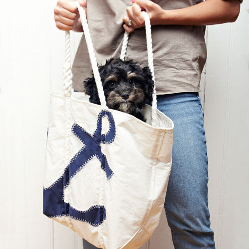 Medium Anchor Bag - Navy