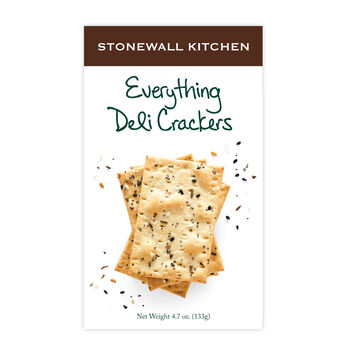 Everything Deli Cracker