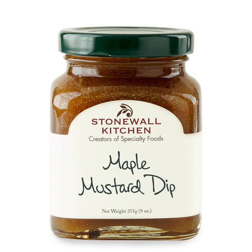 Maple Mustard Dip