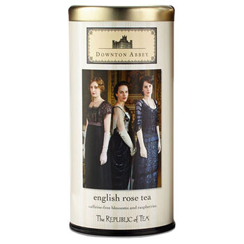 Downton Abbey English Rose Tea