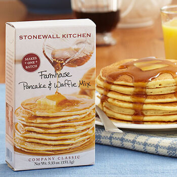 Single Serve Farmhouse Pancake & Waffle Mix