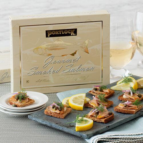 Smoked Pacific Salmon 4 oz.