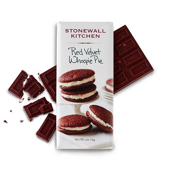 Red Velvet Whoopie Pie Bar