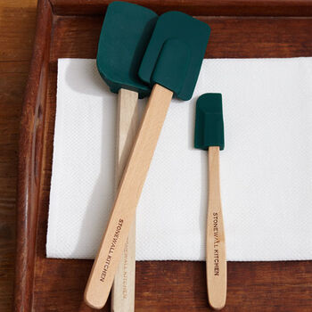 Green Spoonula & Spatula
