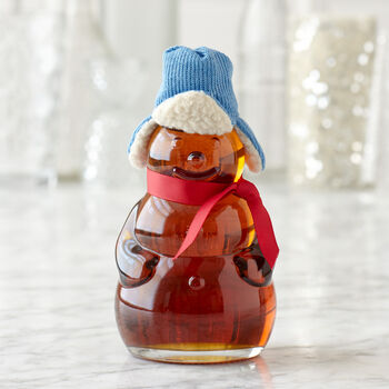 Snowman Maple Syrup