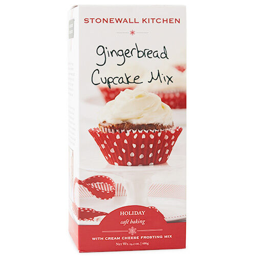 Gingerbread Cupcake Mix