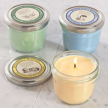 Kitchen Odor Eater Candle