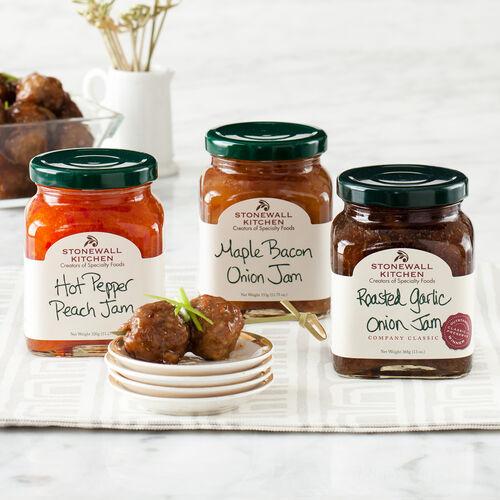 Savory Jam Collection