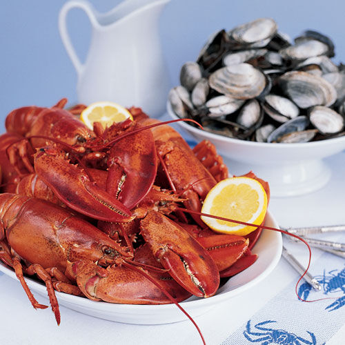 Maine Lobster Dinner for Two