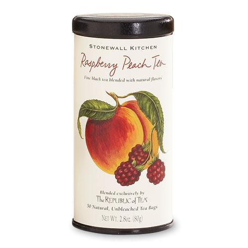Raspberry Peach Tea