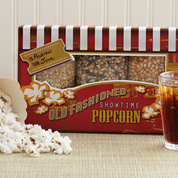Old Fashion Popcorn Trio