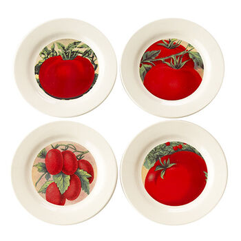 Tomato Appetizer Plates