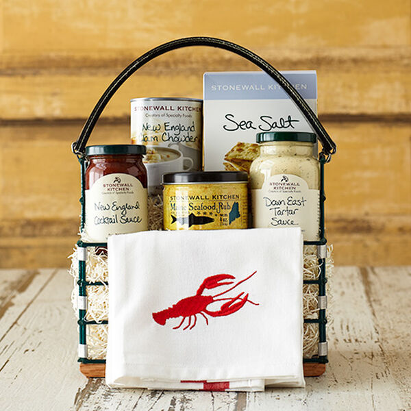 Stonewall Kitchen Lobster Caddy Gift