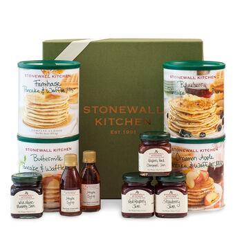 Stonewall Pancake Sampler