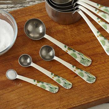 Botanical Measuring Spoons